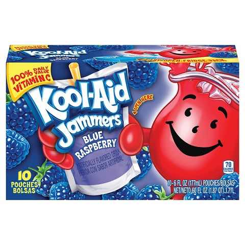 KOOL-AID Jammers 10pk Printable Coupon