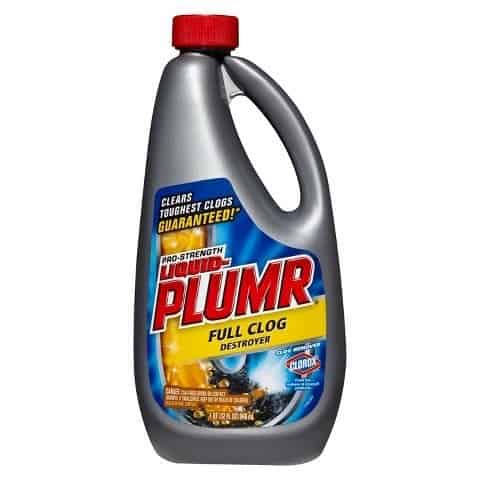 Liquid-Plumr Product Printable Coupon