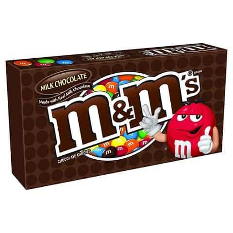 M&M's Theater Boxes Printable Coupon