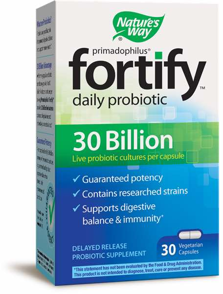 Primadophilus Fortify Product Printable Coupon