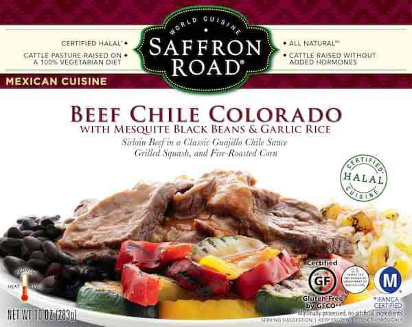 Saffron Road Frozen Entree Printable Coupon