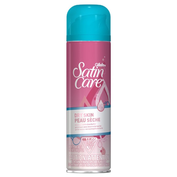 Satin Care Shave Gel Printable Coupon