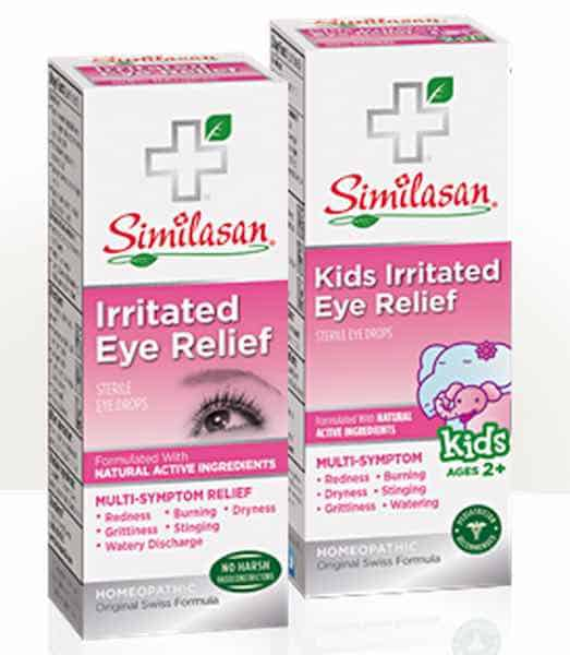 Similasan Eye Products Printable Coupon