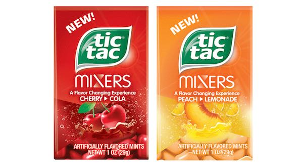 Tic Tac Mixers Printable Coupon