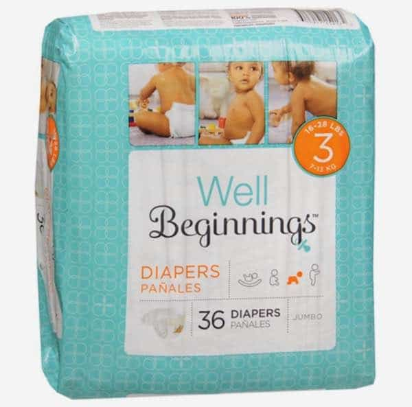 Well Beginnings Diapers Printable Coupon