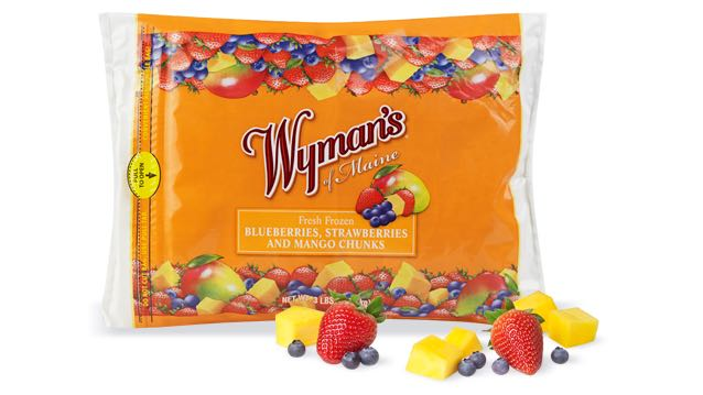 Wyman's Frozen Fruit Printable Coupon