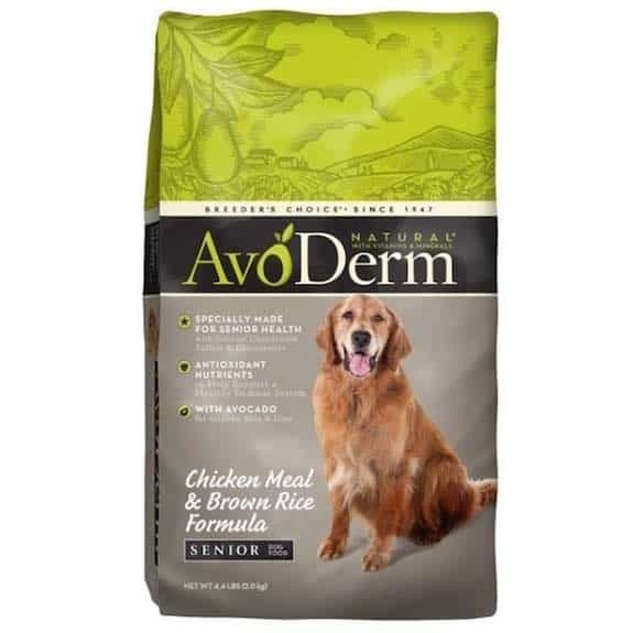 AvoDerm Natural Dry Dog Food