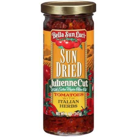 Bella Sun Luci Sun Dried Tomatoes Jar 8.5oz Printable Coupon