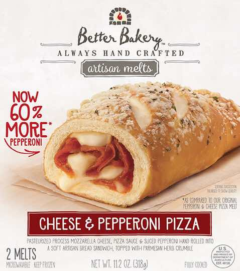 Better Bakery Artisan Melts 2pk Printable Coupon