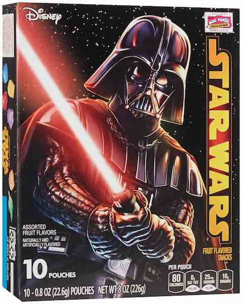 Betty Crocker Star Wars Fruit Snacks 10ct Printable Coupon