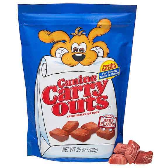 Printable Coupons and Deals – Canine Carry Outs Dog Snacks