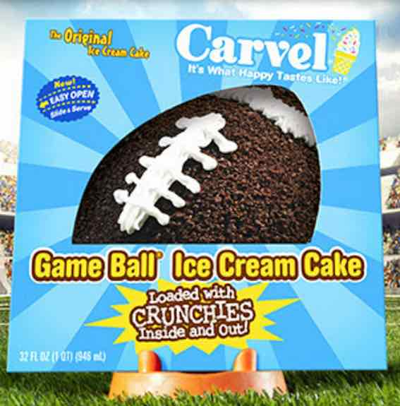 Ice Cream Cake Carvel Coupons