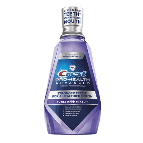 Crest Pro-Health Mouthwash Printable Coupon
