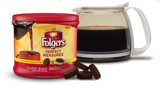 Folgers Perfect Measures Product Printable Coupon