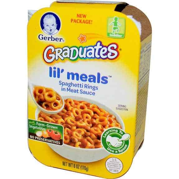Gerber Graduates Meals Printable Coupon