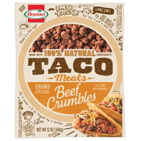 Hormel Taco Meat Product Printable Coupon