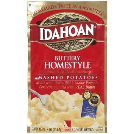 Idahoan Mashed Pouches Printable Coupon