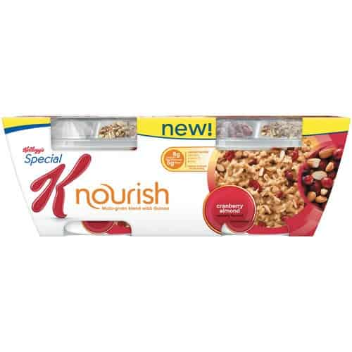 Kellogg's Special K Nourish Cereal Printable Coupon