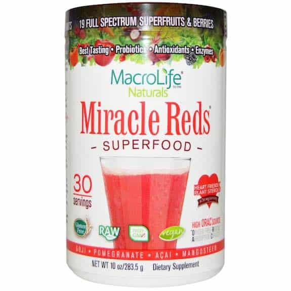 MarcroLife Miracle Reds 10oz Printable Coupon