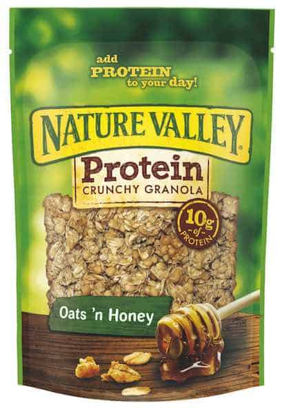 Nature Valley Protein Granola Printable Coupon