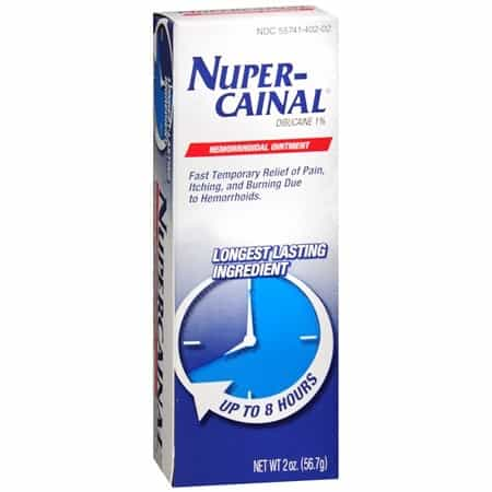Nuper-Cainal Hemorrhoidal Ointment Printable Coupon