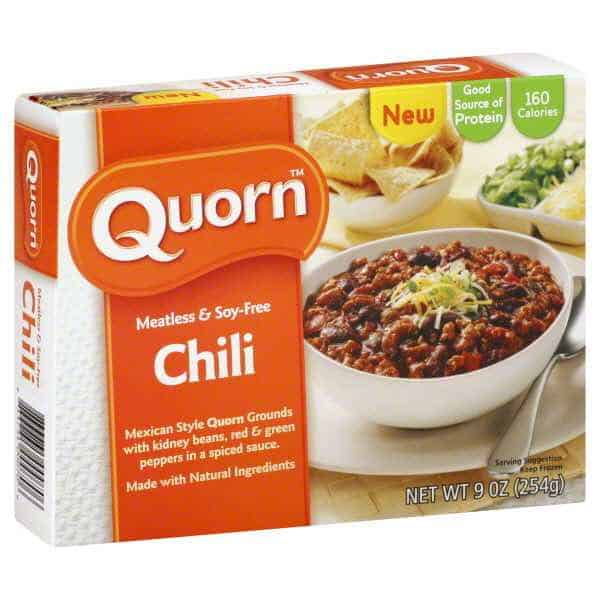 Quorn Meatless and Soy-Free Product Printable Coupon