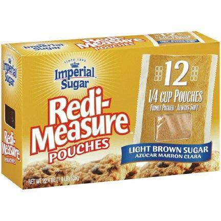 Redi-Measure Light Brown Sugar Pouches Printable Coupon
