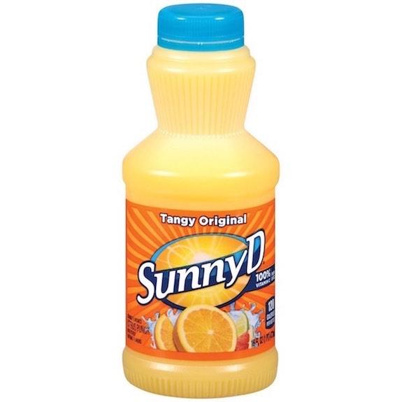 Sunny D Printable Coupon