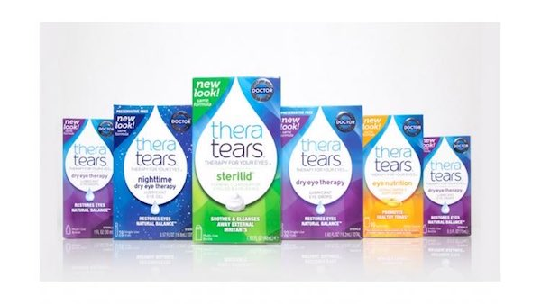 TheraTears Eye Care Products Printable Coupon