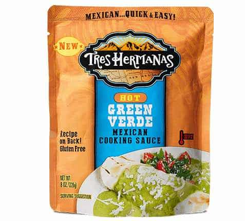 Tres Hermanas Mexican Cooking Sauce