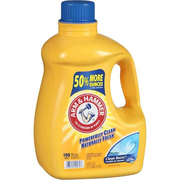 Arm & Hammer Liquid Laundry Detergent Printable Coupon