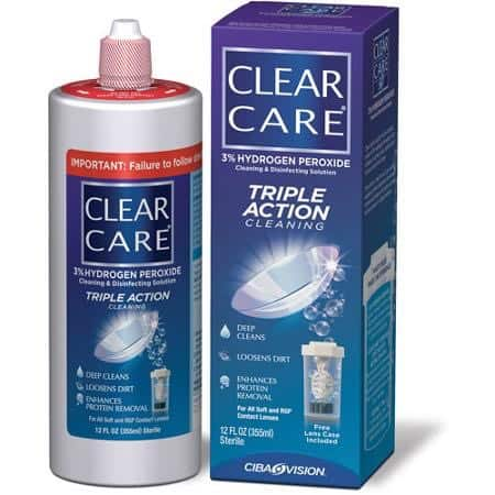 Clear Care Printable Coupon