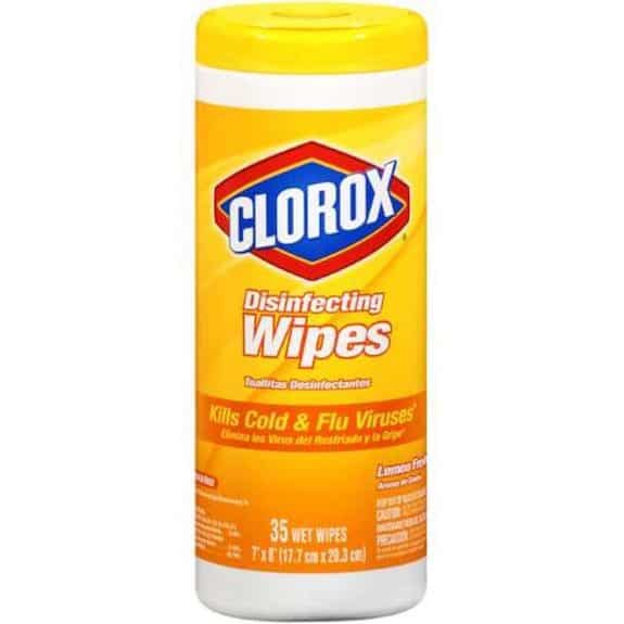 Clorox Disinfecting Wipes Printable Coupon