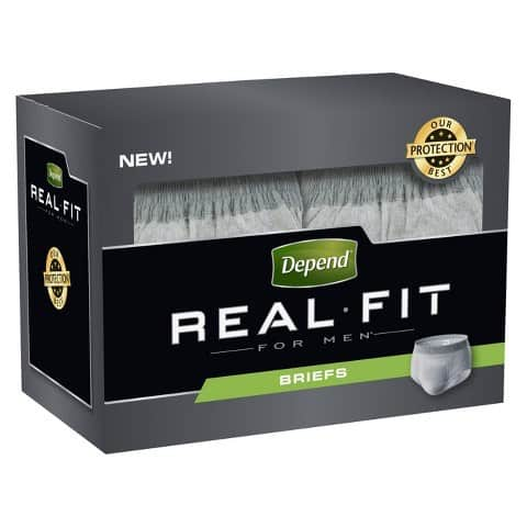Depend Real Fit Products Printable Coupon