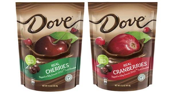 Dove Fruit Resealable Pouches Printable Coupon