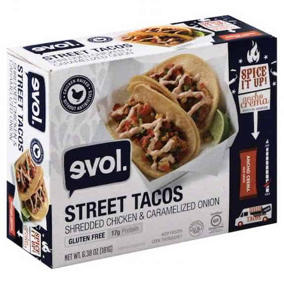 EVOL Street Tacos Printable Coupon