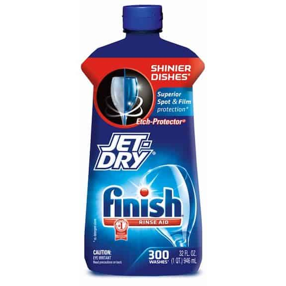 Finish Jet Dry Rinse Aid Product Printable Coupon