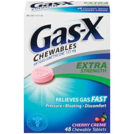 Gas-X Product 45ct Printable Coupon
