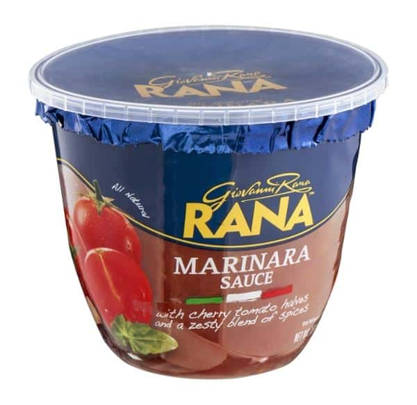 Giovanni Rana Refrigerated Sauce Printable Coupon