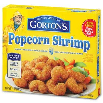 Gorton's Shrimp Product Printable Coupon