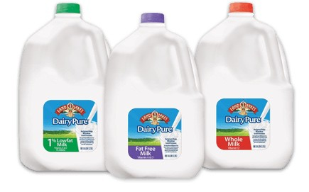 Land O Lakes DairyPure White Milk Printable Coupon