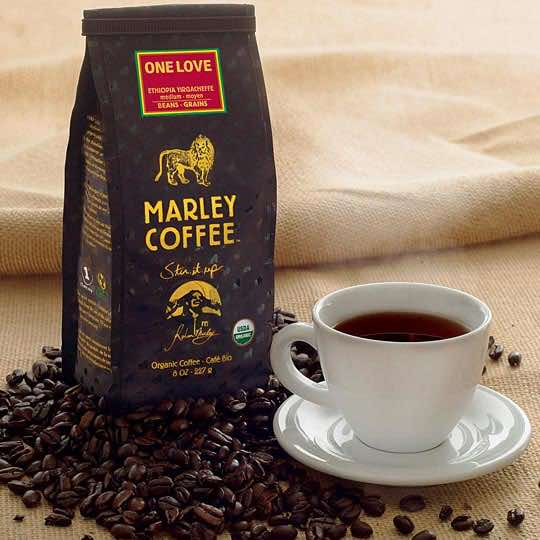 Marley Coffee Product Printable Coupon