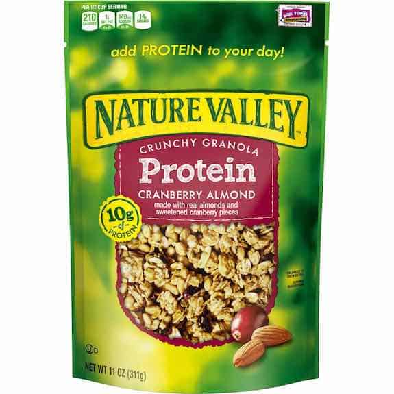 Nature Valley Granola Crunch Printable Coupon