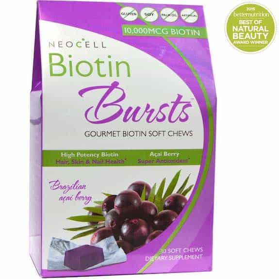 NeoCell Biotin Bursts Printable Coupon