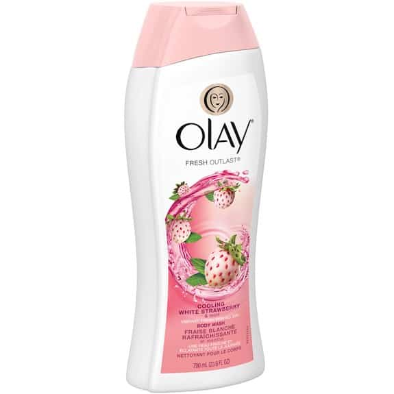 Olay Fresh Outlast Body Wash 23.6oz Printable Coupon