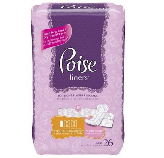 Poise Liners 26ct Printable Coupon