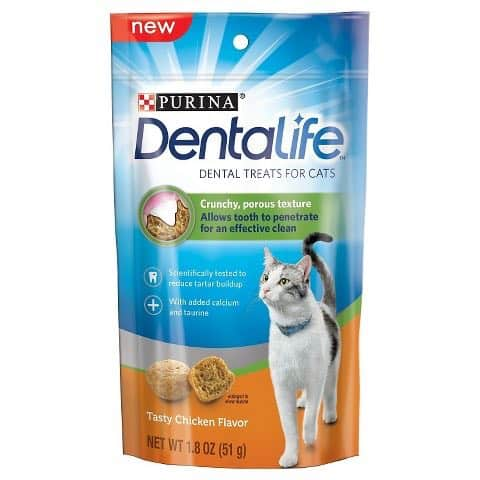 Purina DentaLife Cat Treats Printable Coupon