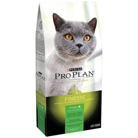 Purina Pro Plan Dry Cat Food Printable Coupon
