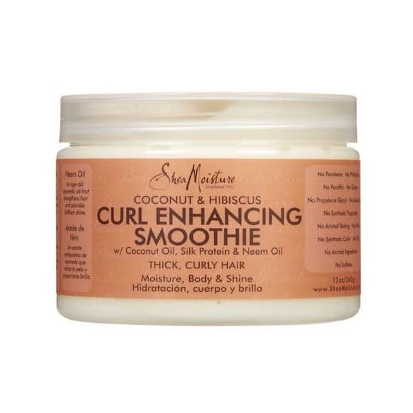 graphic relating to Shea Moisture Printable Coupons called SheaMoisture Coconut Hibiscus Curl Improving upon Smoothie Hair