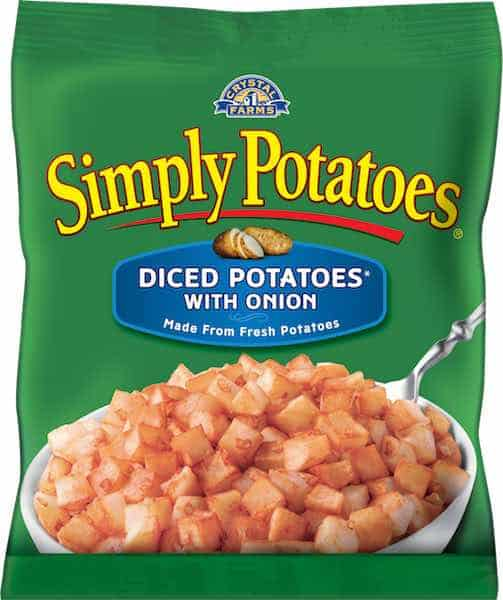 Simply Potatoes Diced with Onion 20oz Product Printable Coupon